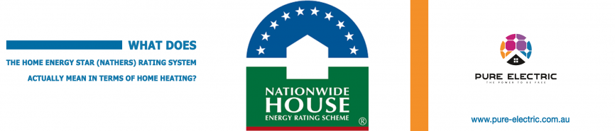 WHAT DOES THE HOME ENERGY STAR (NATHERS) RATING SYSTEM ACTUALLY MEAN IN TERMS OF HOME HEATIN
