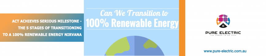 Can we transition to 100 percent renewable energy - 5 stages