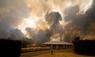 A quick note on solar systems and bushfire smoke
